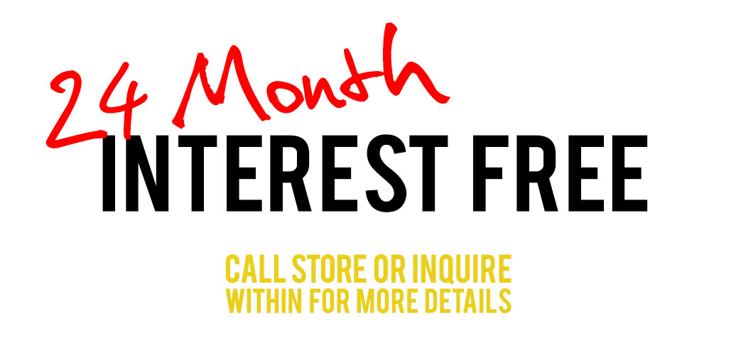 24 Month Interest Free