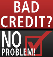 Bad Credit Side Ad