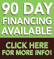 90 Day Financing Side Ad