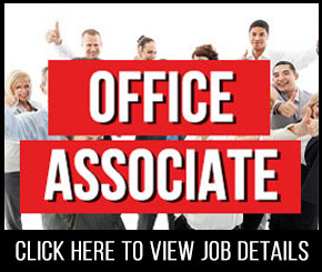 Now Hiring Office Associates at Underpriced Furniture