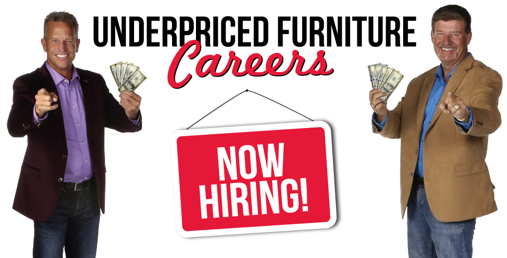 Career Opportunities At Underpriced Furniture