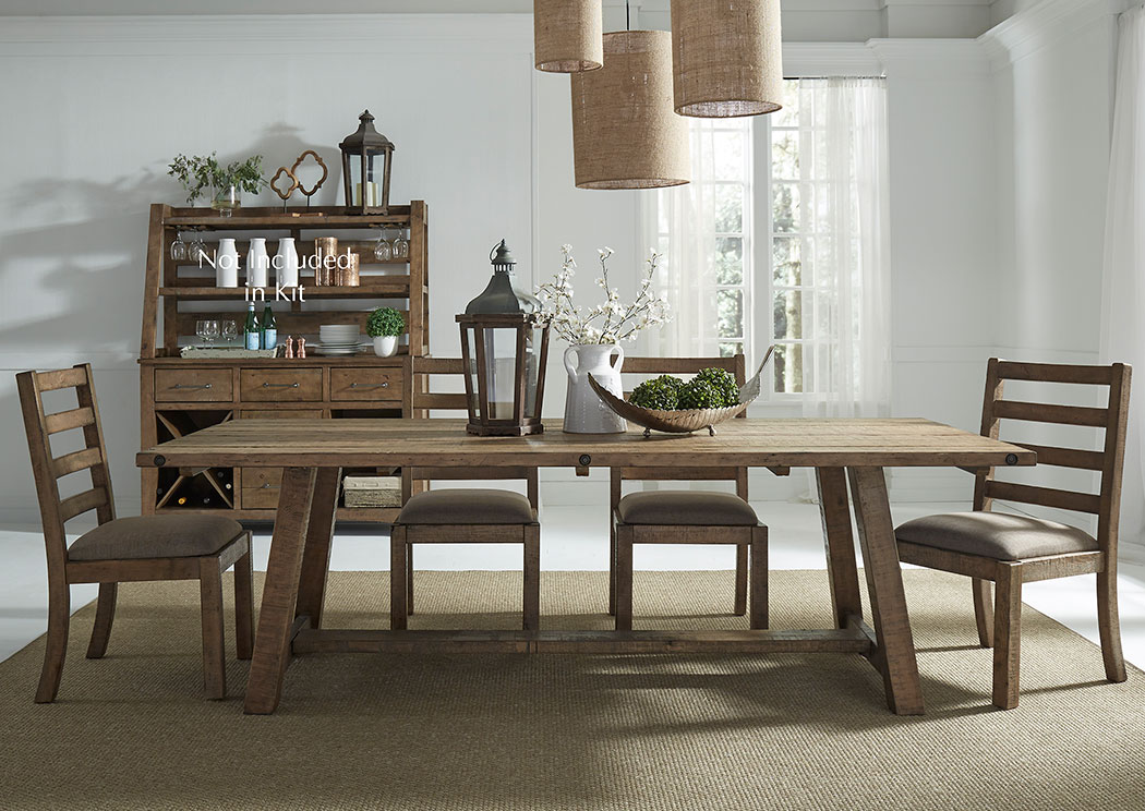 Prescott Valley Dining Set,LIBUM