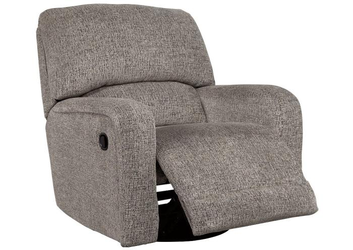 Pittsfield Swivel Recliner,ASHUM