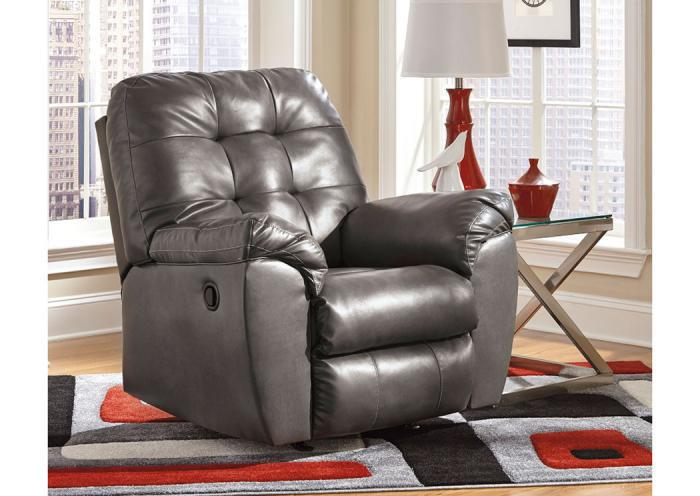 Alliston Recliner,ASHUM