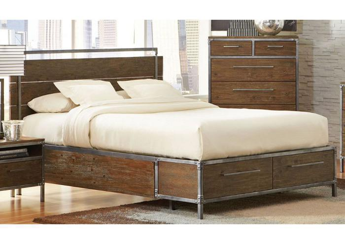 Arcadia King Bed,COAUM