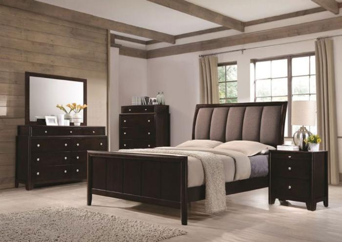 Madison King Bedroom Set,COAUM