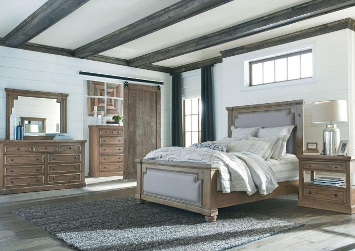 Donny Osmond Home Florence King Bedroom Set,COAUM