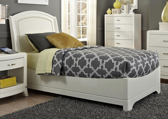 Avalon II Twin Bed,LIBUM