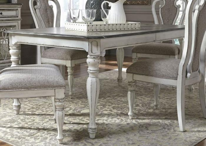 Magnolia Manor Dining Table,LIBUM