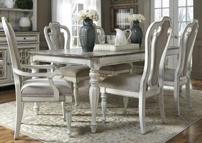 Magnolia Manor Dining Set,LIBUM