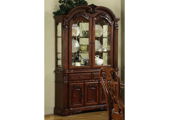 Brussels China Cabinet,CRMUM