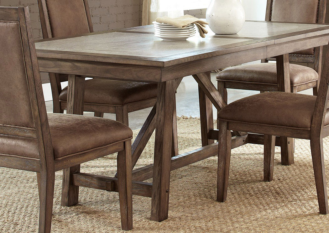 Stone Brook Dining Table,LIBUM