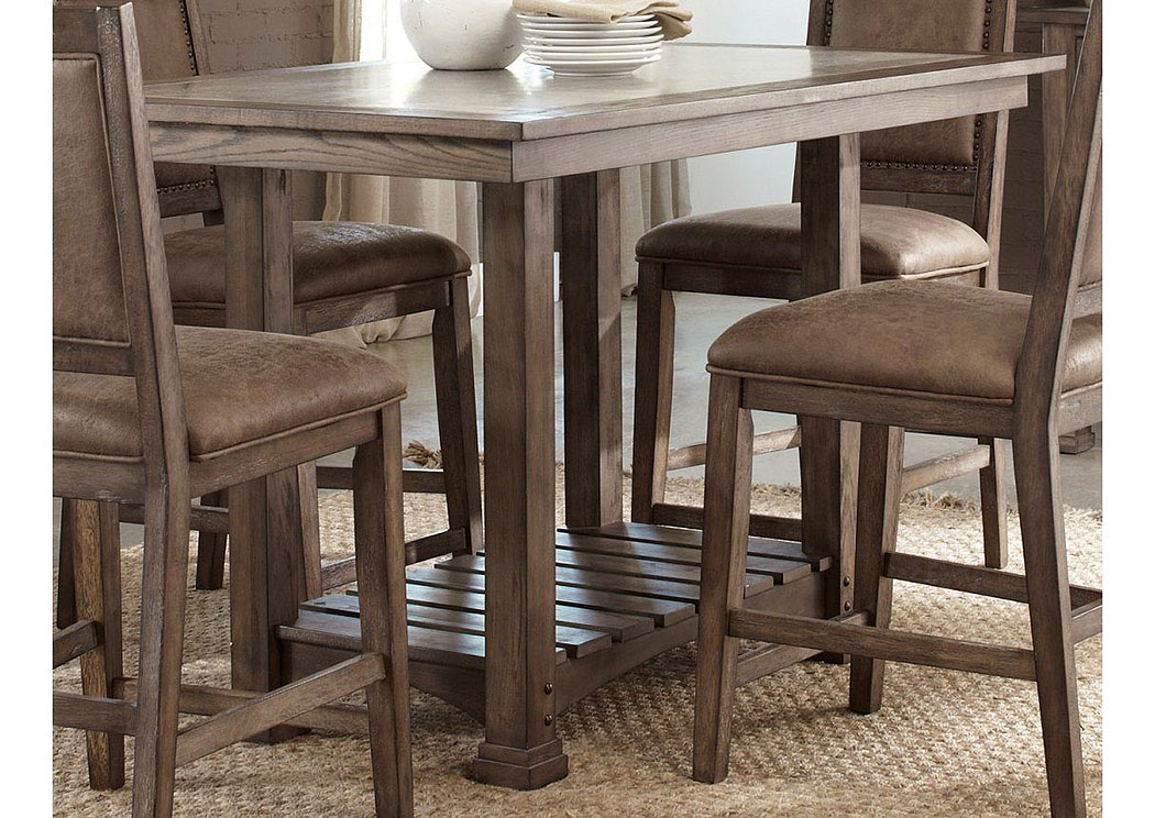 Stone Brook Island Table,LIBUM