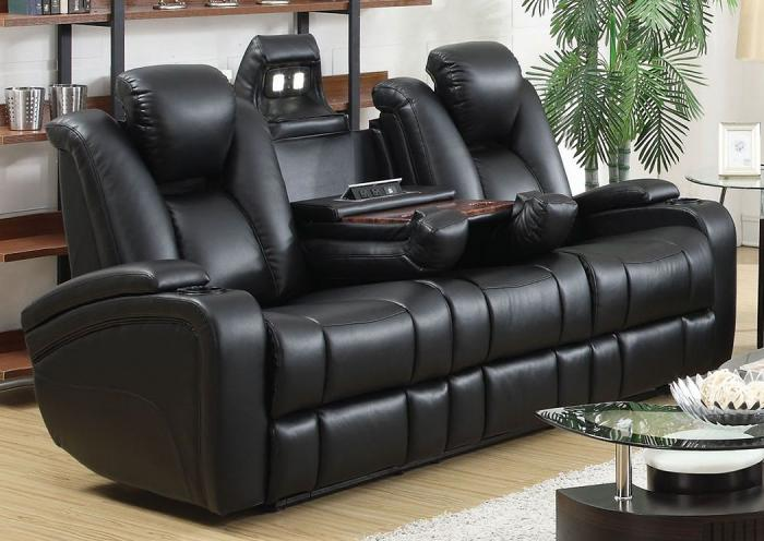 Delange Power Reclining Sofa,COAUM