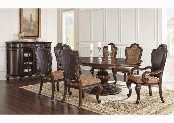 Angelina Dining Set,SSCUM