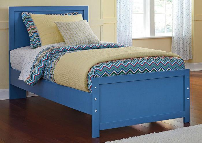 Bronilly Twin Bed,ASHUM
