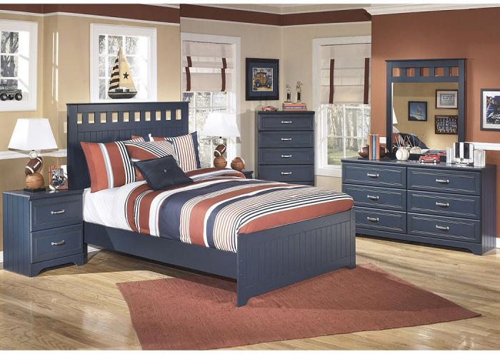 Leo Full Bedroom Set,ASHUM