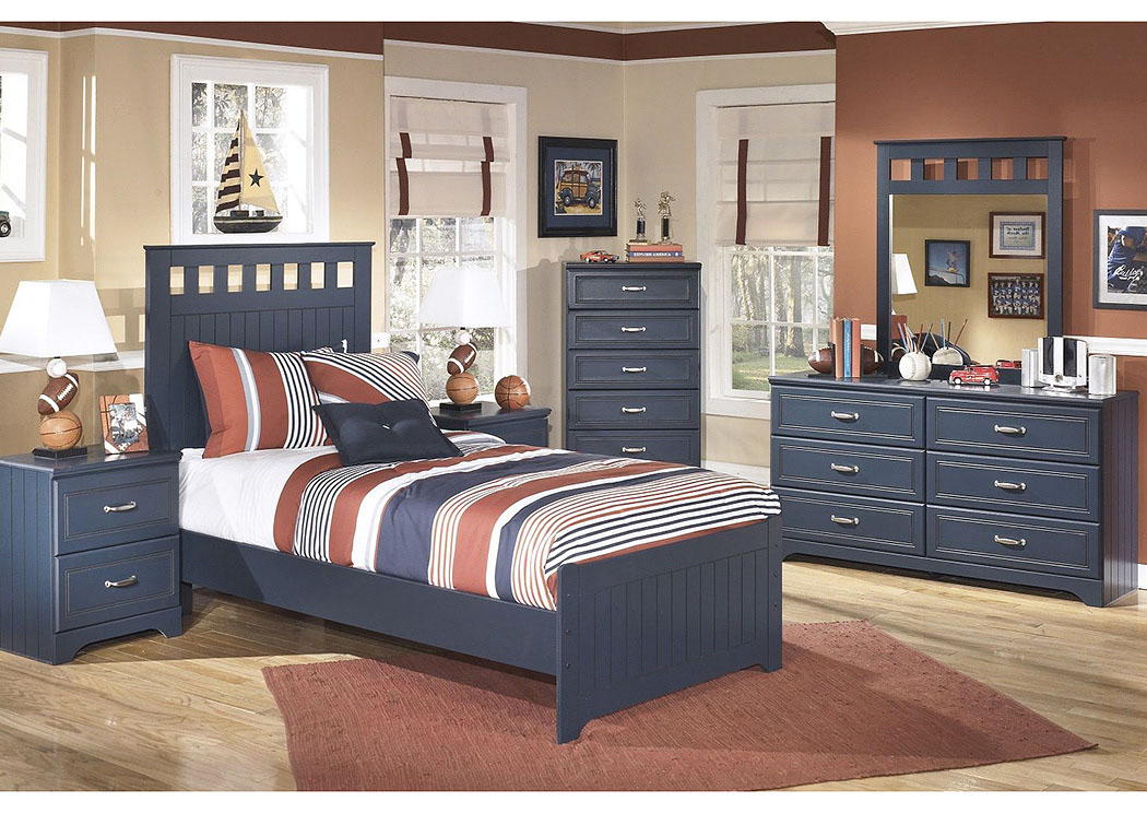 Leo Twin Bedroom Set,ASHUM