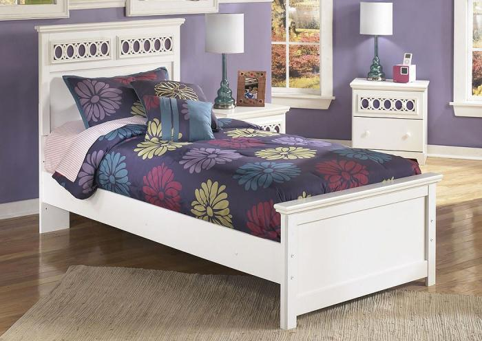Zayley Twin Bed,ASHUM