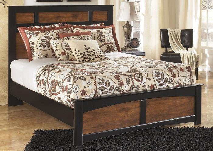 Aimwell Full Bed,ASHUM