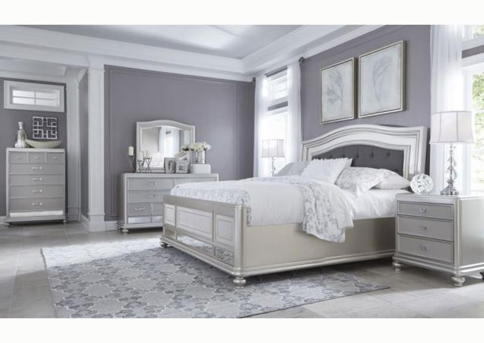 Underpriced Furniture Coralayne King Bedroom Set