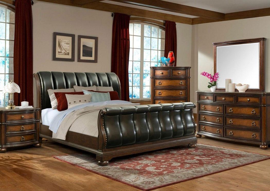 underpriced furniture palmer queen bedroom set