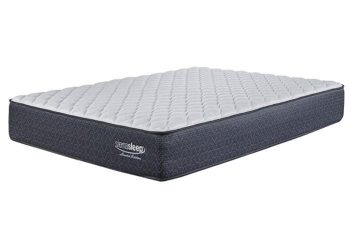 Sierra Sleep Limited Edition Firm Full Mattress,ASHUM