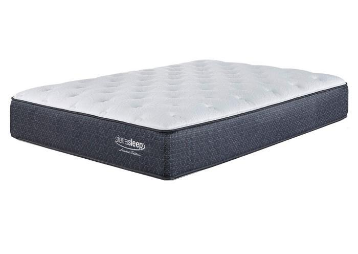Sierra Sleep Limited Edition Plush Twin Mattress,ASHUM