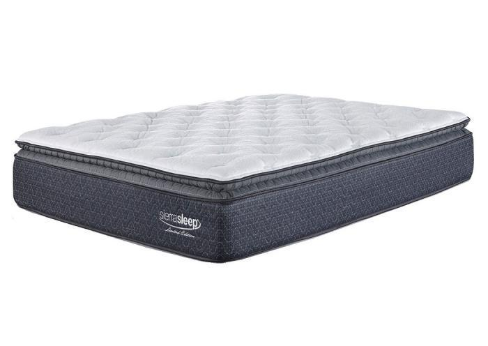 Sierra Sleep Limited Edition Full Mattress,ASHUM