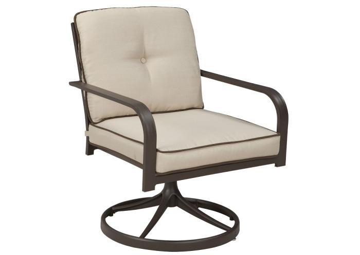 Underpriced Furniture Predmore Swivel Rocking Chair