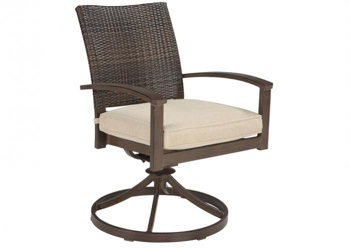 Home > Furniture > ASHUM > Outdoor > Moresdale Swivel Rocking Chair