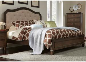 Berkley Heights Queen Bed,LIBUM