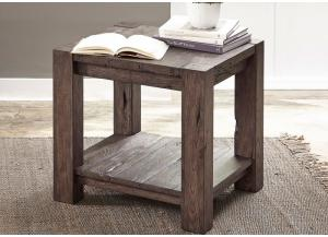 Mercer Court End Table