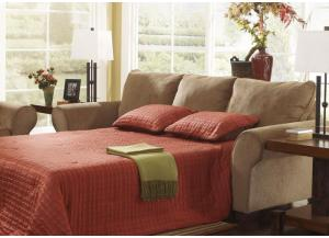 Galand Umber Sleeper Sofa