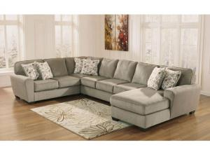 Patola Park Sectional