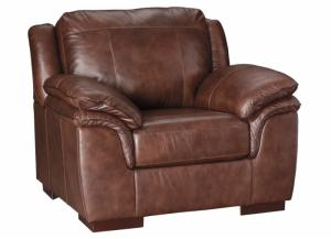 Islebrook Canyon Leather Chair