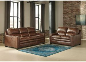 Gleason Canyon Sofa Set