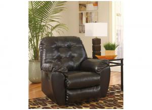 Alliston Chocolate Recliner