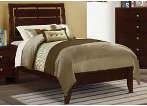 Serenity Twin Bed