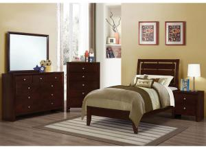 Serenity Twin Bedroom Set