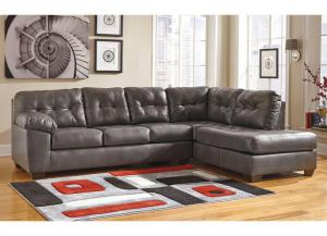 Alliston Gray Sectional