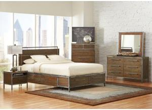 Arcadia King Bedroom Set