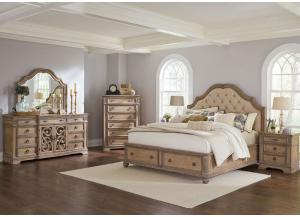 Ilana Queen Bedroom Set