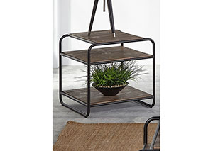 Loft House End Table,LIBUM