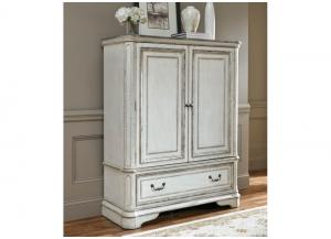 Magnolia Manor Door Chest,LIBUM