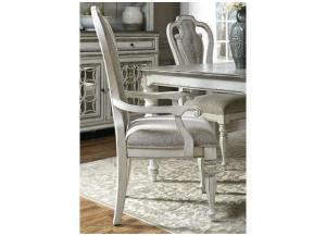 Magnolia Manor Arm Chair,LIBUM