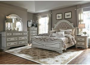 Magnolia Manor King Bedroom Set