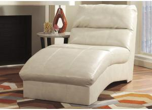 Paulie Taupe Chaise