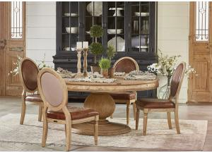 Magnolia Home Belgian Wheat Dining Set