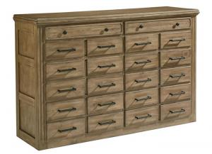 Magnolia Home General Store Sideboard